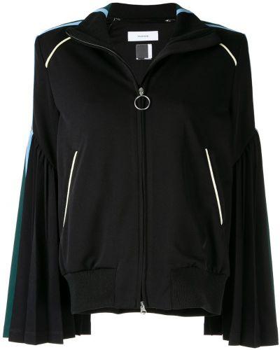 Черная куртка Facetasm