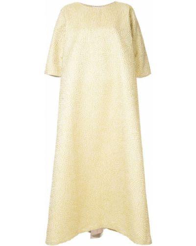 Платье свободного кроя прямое Mounay