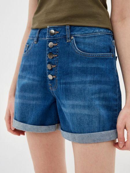 Джинсовые шорты синий Conte Elegant