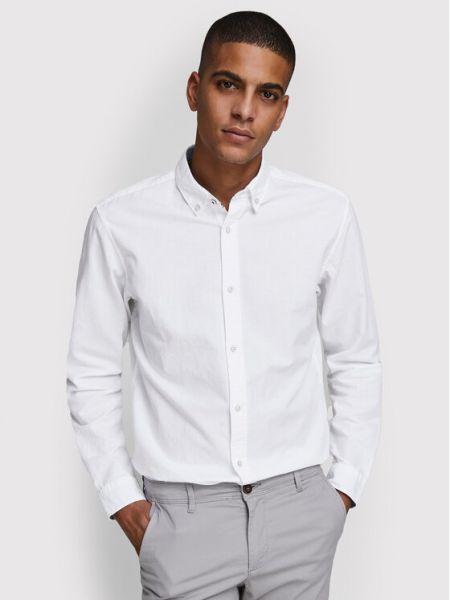 Biała koszula na lato Jack&jones