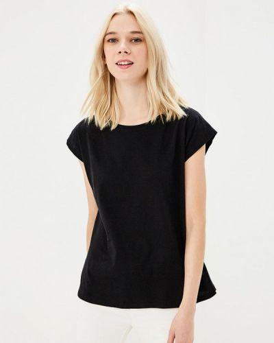 Черная футболка твое