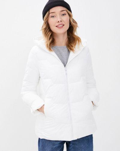 Утепленная белая куртка Savage