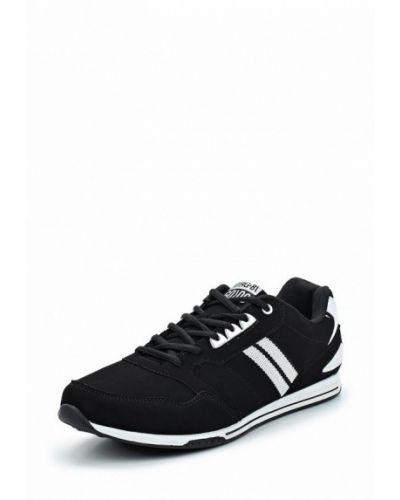 Черные кроссовки из нубука Go.do.