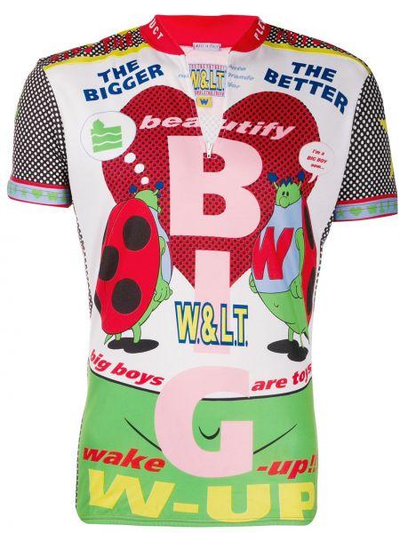 Топ спортивный короткий Walter Van Beirendonck Pre-owned
