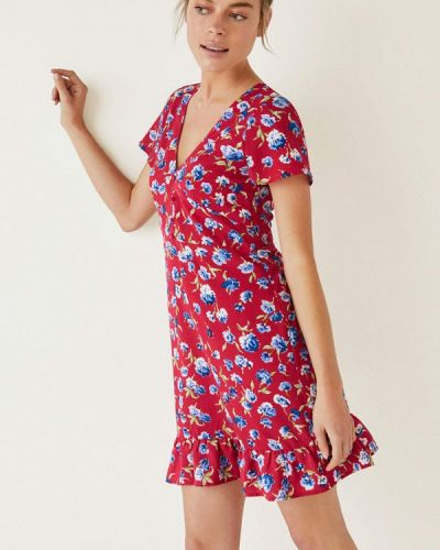 Платье прямое осеннее Women'secret