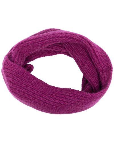 Komin wełniany - fioletowy Bonpoint