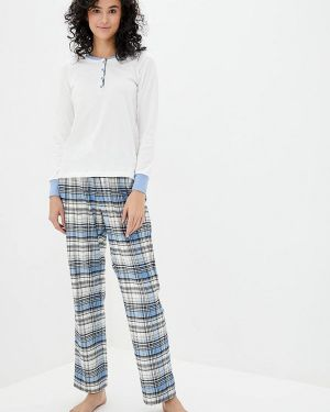 Белая пижама German Volf
