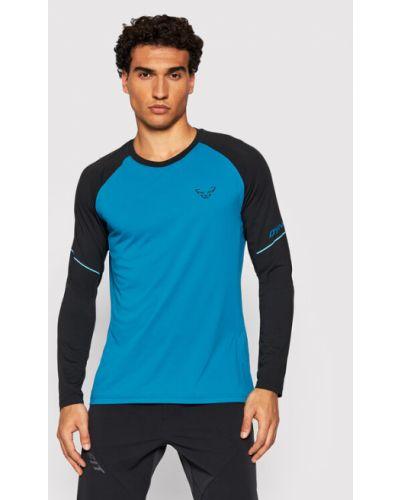Niebieska t-shirt Dynafit