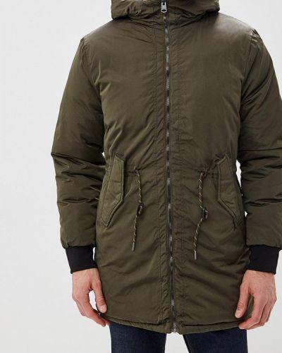 Зимняя куртка утепленная осенняя Springfield