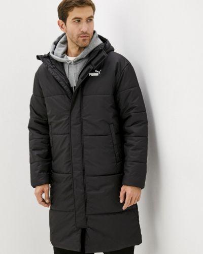 Утепленная куртка - черная Puma