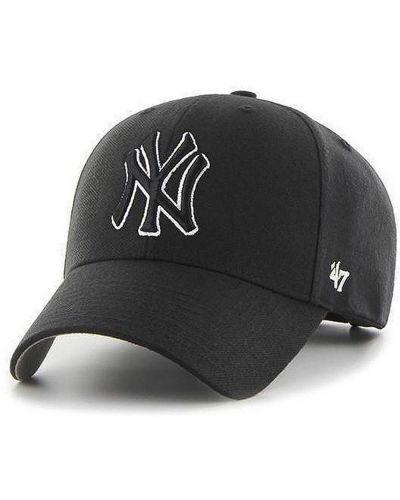 Шляпа шерстяная черный 47brand