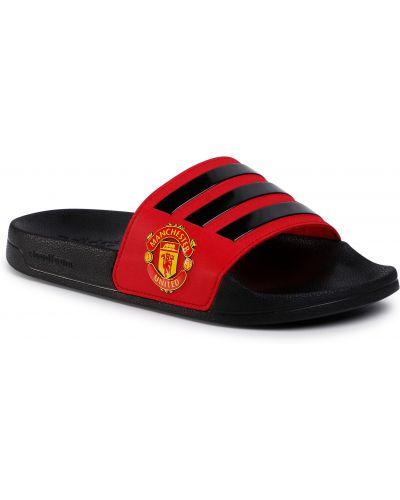 Sandały casual - czerwone Adidas