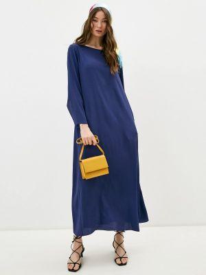 Повседневное синее платье Seventy