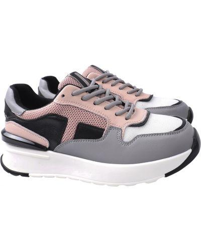 Кожаные кроссовки Lifexpert