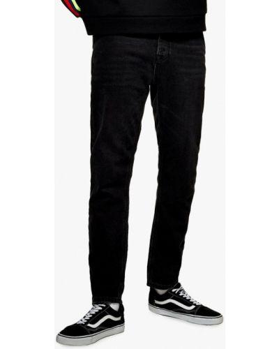 Черные джинсы-скинни Topman