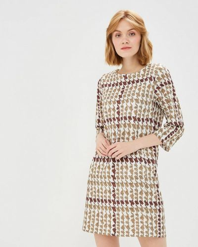 Платье хаки Bruebeck