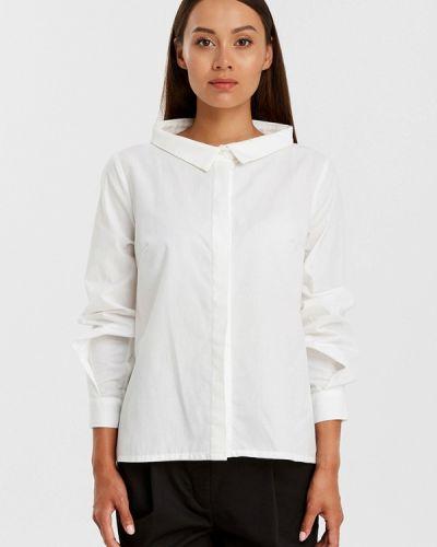 Блузка с длинным рукавом белая весенний Sefer