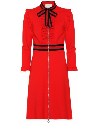 Платье из вискозы итальянский Gucci