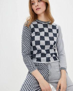 Серый свитер Nataclub