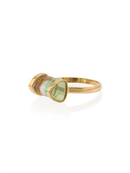 Зеленое кольцо Jessie Western