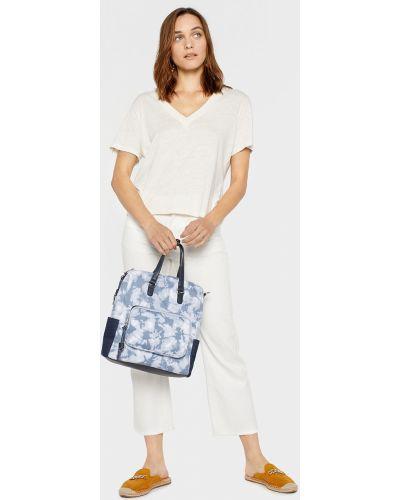 Plecak z obrazem niebieski Parfois