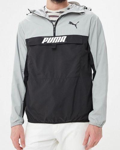 Ветровка 2019 серый Puma