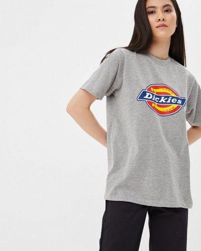 Серая футболка Dickies