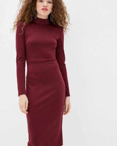 Платье - красное Gepur