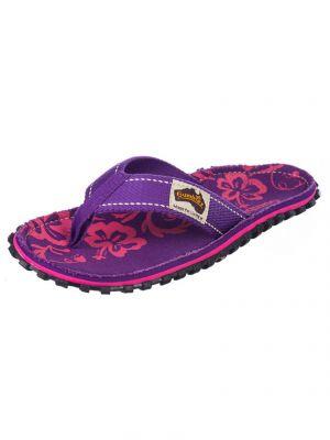 Фиолетовые сандалии Gumbies