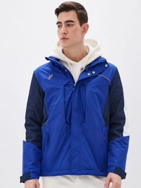 Синяя облегченная куртка Forward