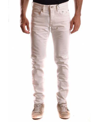 Białe jeansy Siviglia
