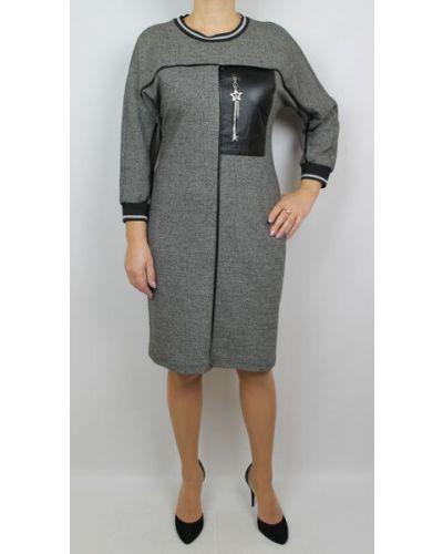 Платье - серое Phardi