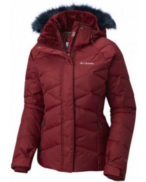 Куртка с капюшоном пуховый Columbia