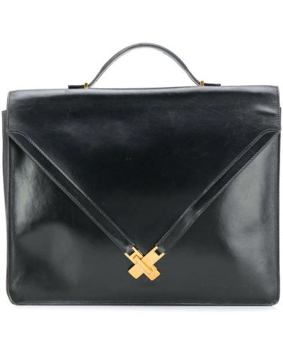 Черный портфель Hermes