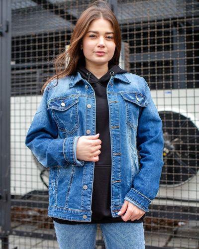 Джинсовая куртка Without