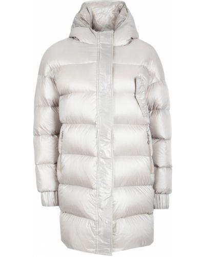 Куртка с капюшоном утепленная стеганая Fabiana Filippi