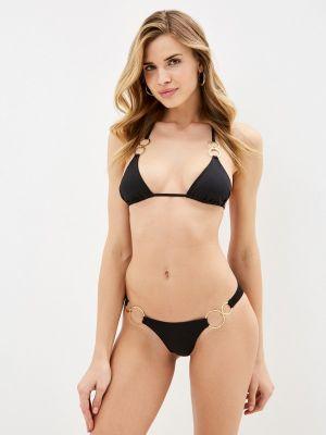 Пляжный черный купальник Beach Bunny