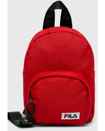Рюкзак красный Fila