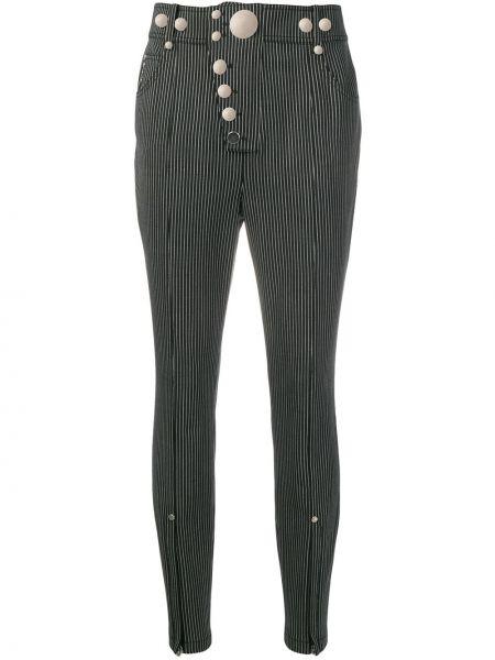 Spodnie z kieszeniami obcisłe Alexander Wang