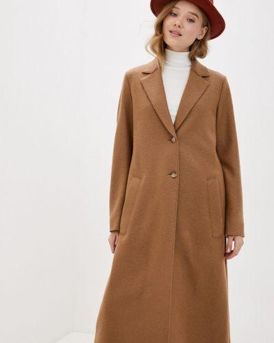 Коричневое пальто Marc O'polo