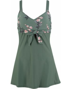 Платье с декольте купальное Bonprix