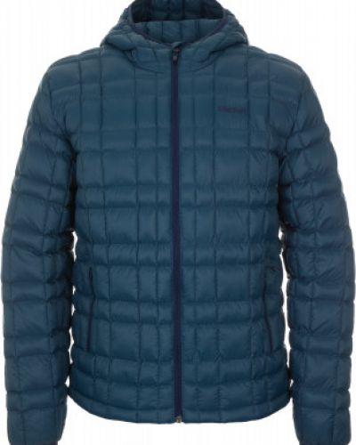 Куртка с капюшоном - синяя Marmot