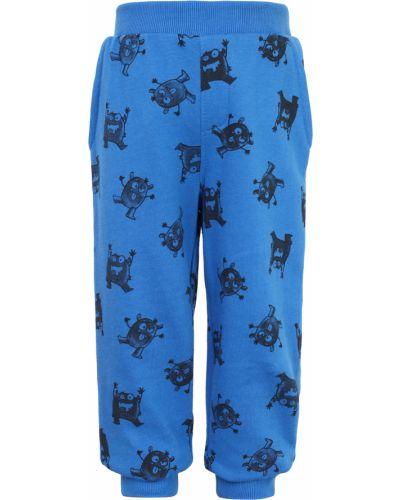 Синие спортивные брюки Original Marines