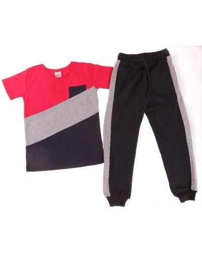 Красная спортивная футболка Joi