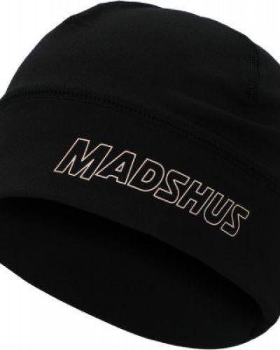 Черная шапка Madshus