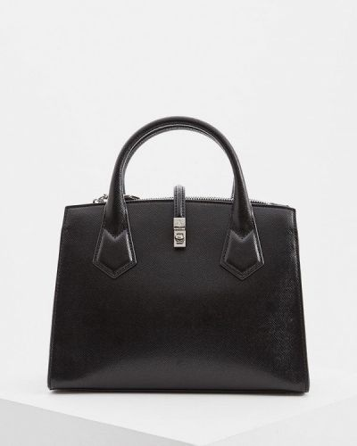 Кожаный сумка с ручками Vivienne Westwood