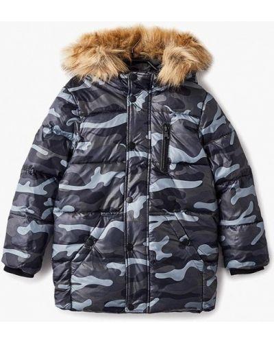 Куртка теплая серая Modis