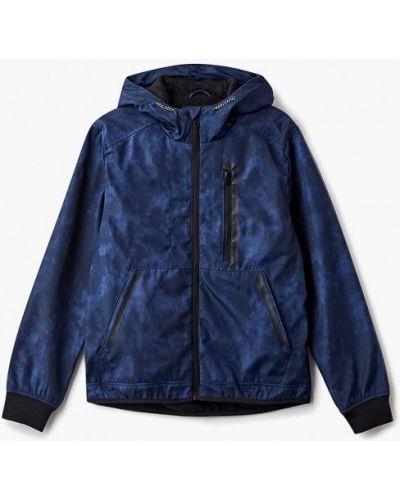 Синяя куртка легкая Ovs