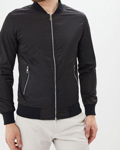 Куртка черная легкая Jackets Industry