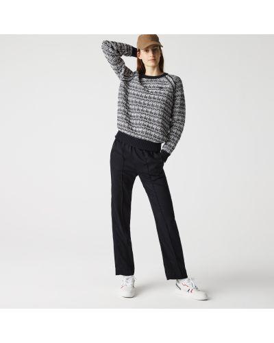 Хлопковый свитер Lacoste